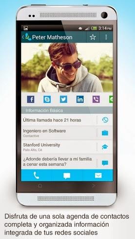 Aplicaciones gratis – Aplicación para saber quién me llama desde un número oculto