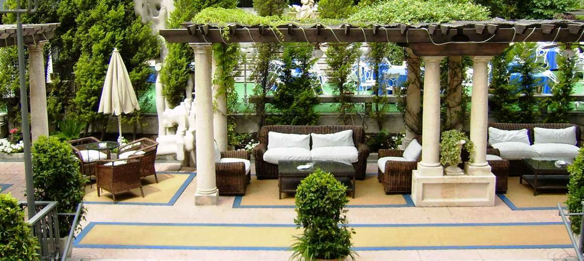 15 terrazas de madrid para desconectar en verano for Jardines 15 madrid