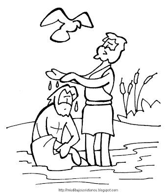 Bautizo de Jesus