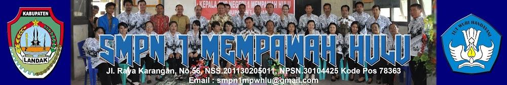 SMPN 1 MEMPAWAH HULU