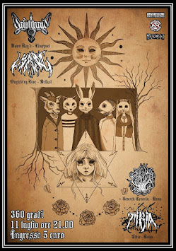 LIVE REPORT - TIBIA/DAWN RAY'D/UNYIELDING LOVE/SEVENTH GENOCIDE