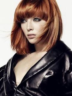 Bangs Hairstyles 2012