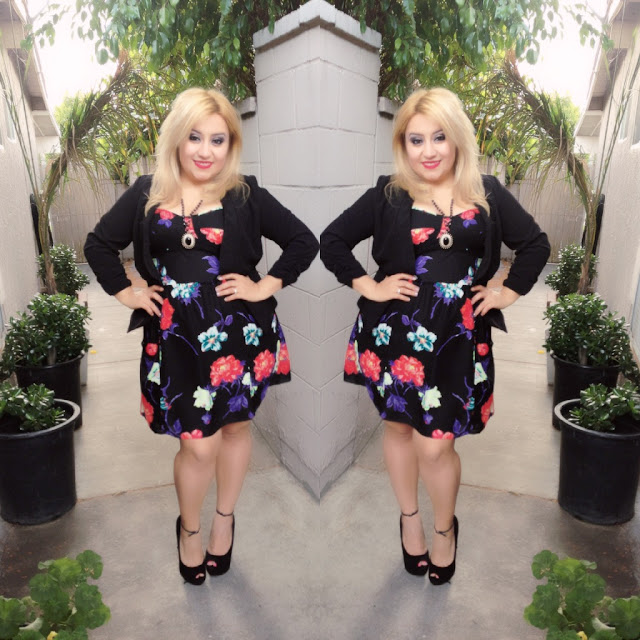 Meet Latina Fashion Blogger Candy Cervantes
