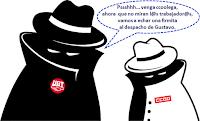 Acuerdo confidencial CCOO/UGT/RRHH