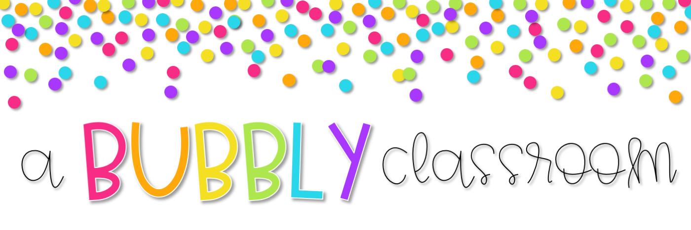 A Bubbly Classroom