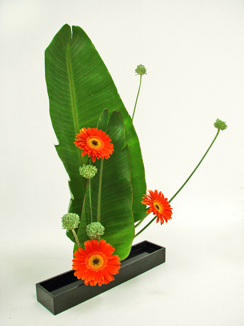 Ikebana - Japanese Flower Arrangements