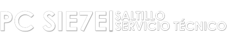 Servicio Tecnico PC 7 - Saltillo