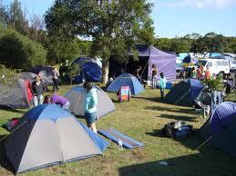 Que significa soñar con campamento