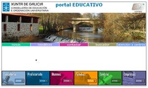 Familias Portal Educativo Xunta de Galicia