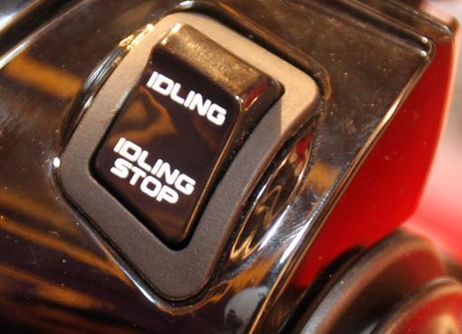 Honda vario 125 idling stop semakin irit