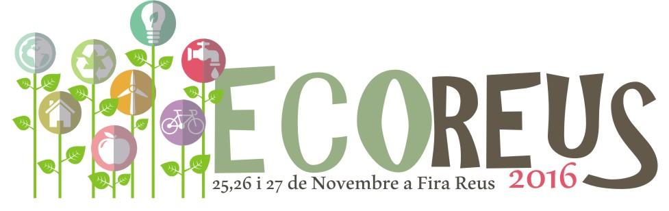 Feria Ecoreus 2016  25,26,27 de noviembre de la provincia de Tarragona
