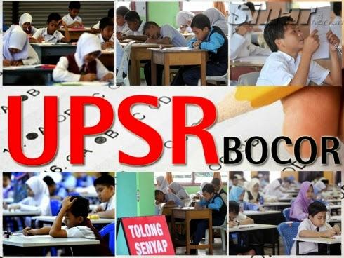 UPSR Matematik Dan Bahasa Tamil Sah Bocor!!!