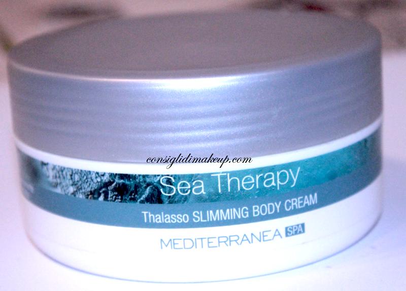 mediterranea crema thalasso sea therapy review