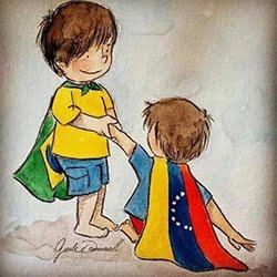 O povo venezuelano precisa de ajuda contra aquela ditadura