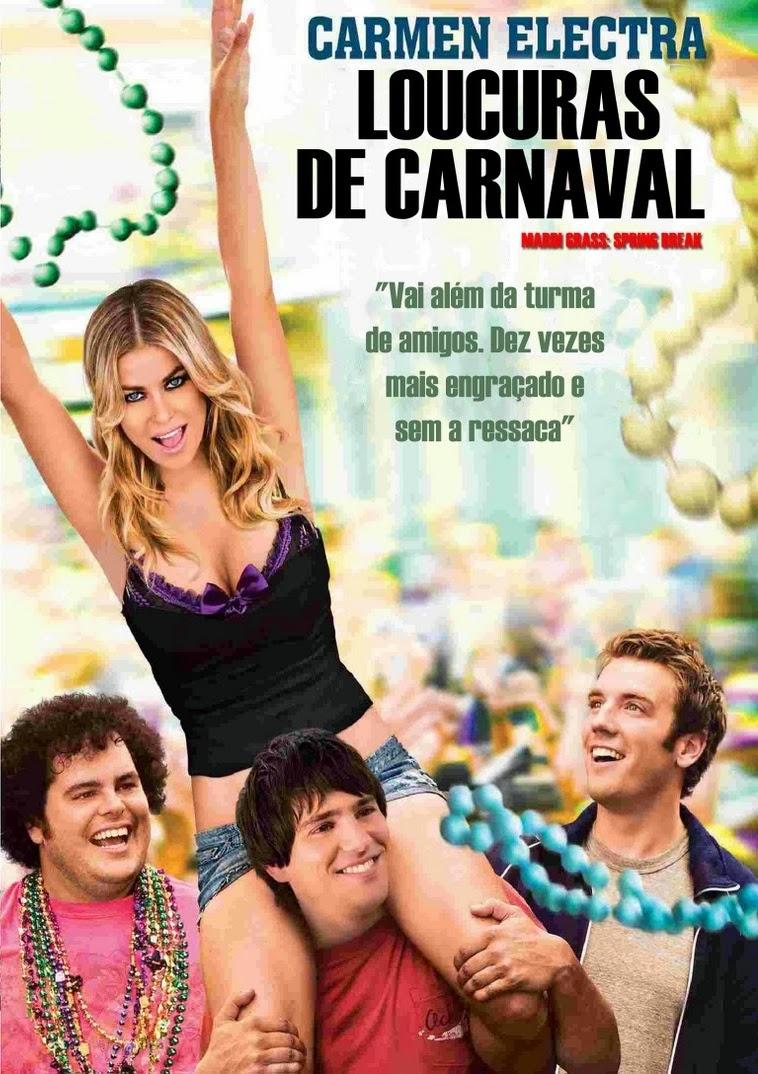 Loucuras de Carnaval – Dublado
