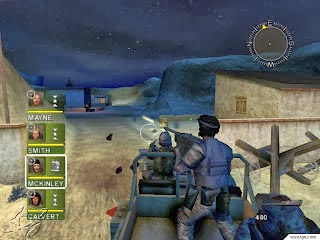 Conflict Desert Storm PC screenshot