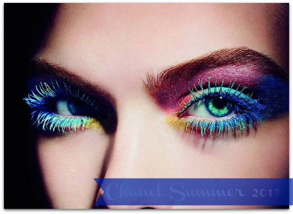 L'ete de Papillon Chanel Summer 2013 Makeup Collection