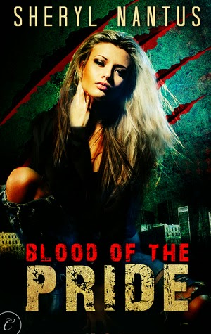 Blood of the Pride by Sheryl Nantus