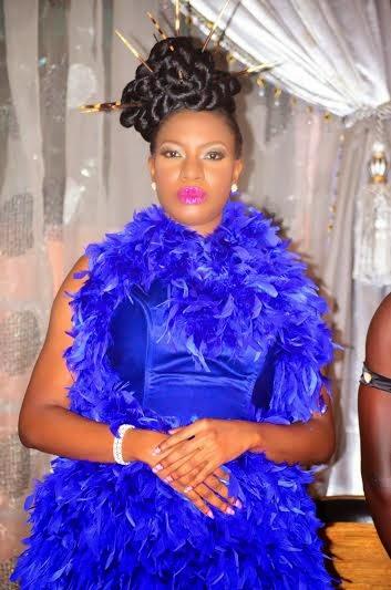 chika ike african diva show