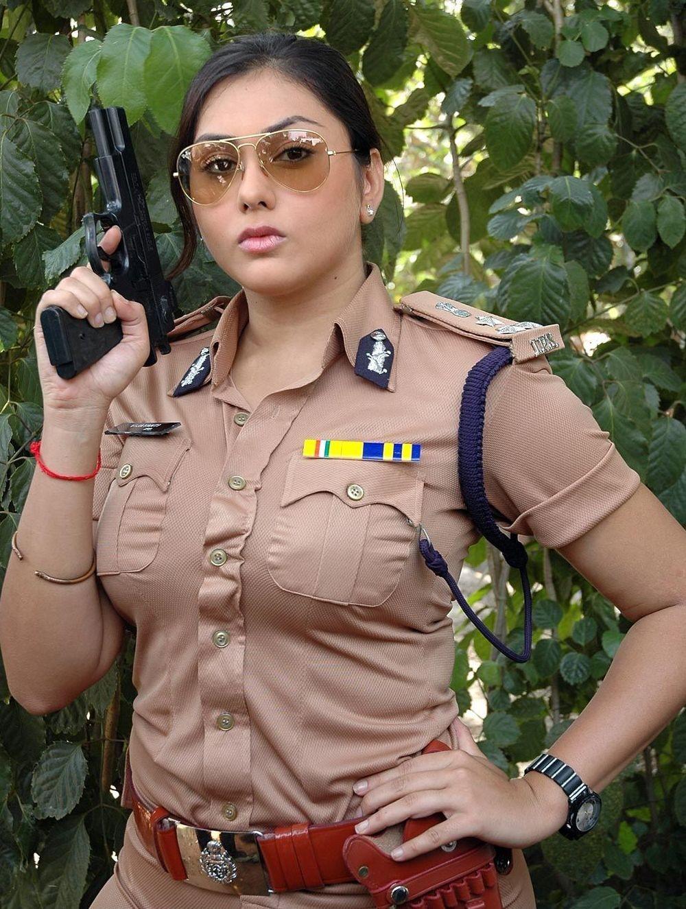 Namitha Police