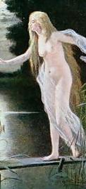 mujer sonambula