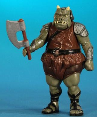 "Gamorrean Guard 12"" Jumbo Vintage Kenner Star Wars Action Figure by Gentle Giant"