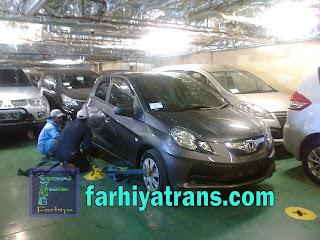 pengiriman mobil dari surabaya