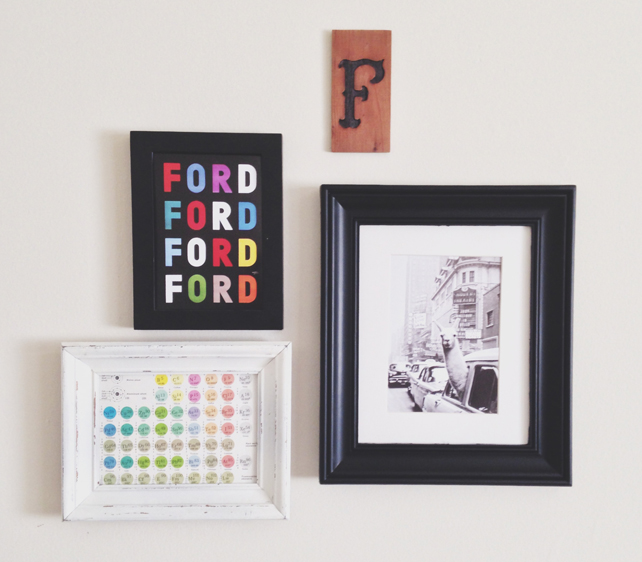 Sneak Peek at Baby Ford's Nursery