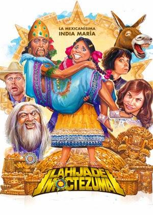 La Hija de Moctezuma (2014)