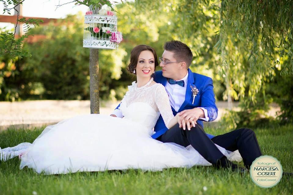 Fotografii nunta Otilia si George
