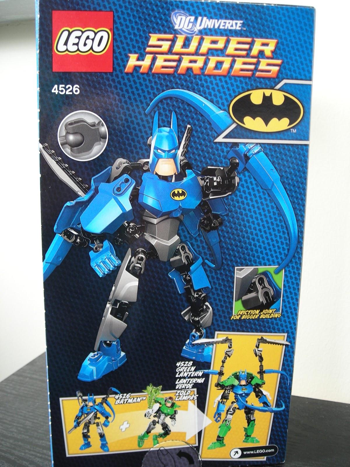 toys super hero the toybox 69 lego dc universe super heroes batman