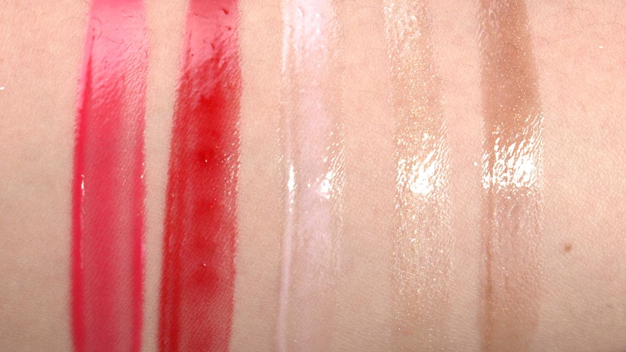 Smashbox On The Rocks Be Legendary Lip Gloss Set: Review and Swatches