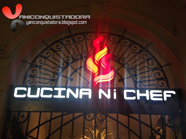 Cucina ni Chef in Ermita Manila: Zodio's Exclusive Blogger Dinner