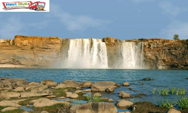 Chitrakoot Waterfalls, Best Tourism attraction during Monsoon in India, Top Tourist places in India
