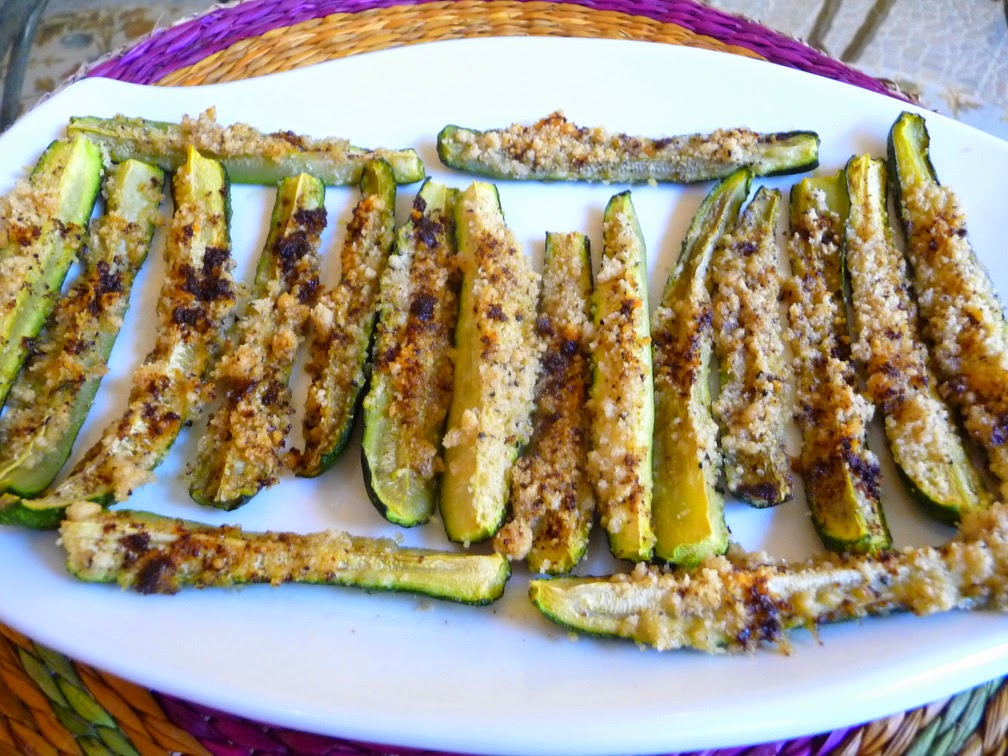 SPLENDID LOW-CARBING BY JENNIFER ELOFF: BAKED ZUCCHINI ...