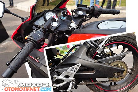 Test Ride Minerva RX-150