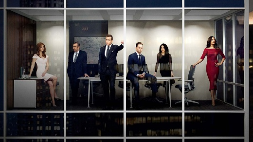 Suits 5ª Temporada