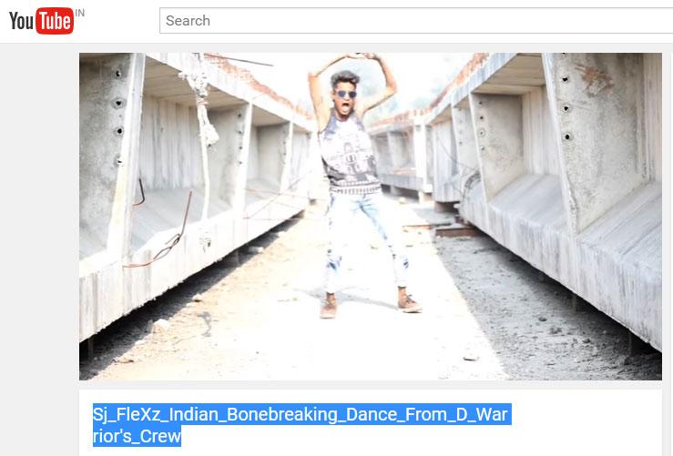 Sj_FleXz_Indian_Bonebreaking_Dance_From_D_Warrior's_Crew