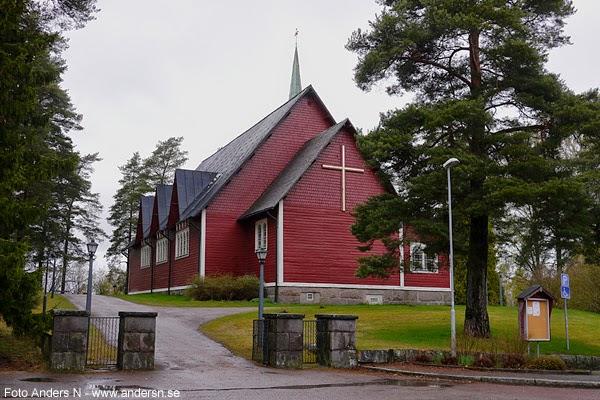 hagfors kyrka