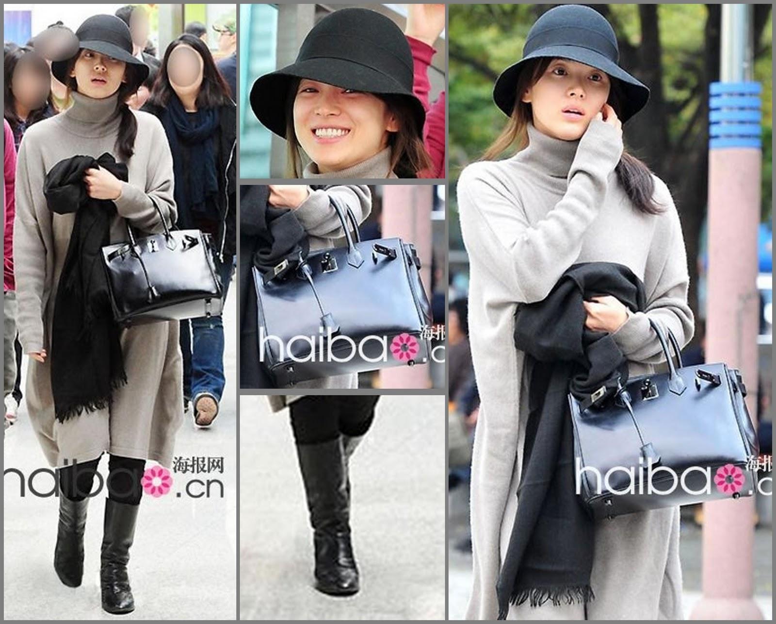 Korea Star Fashion Song Hye Kyo Clothes 2011