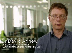 David Agnew - Director of Standards, Marine Stewardship Council, United Kingdom.