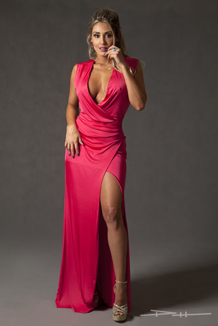 Muito talento e sensualidade define a Larissa Rondon