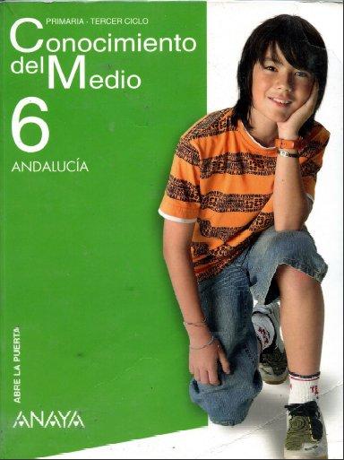 CONOCIMIENTO DEL MEDIO 6   ANDALUC  A  ANAYA