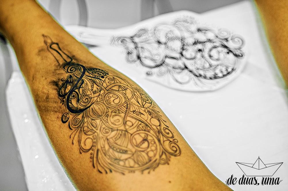 deduasuma tatuagens exclusivas