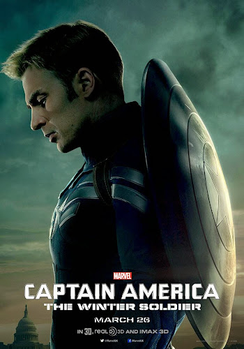 Captain America: The Winter Soldier (BRRip 3D FULL HD Español Latino) (2014)