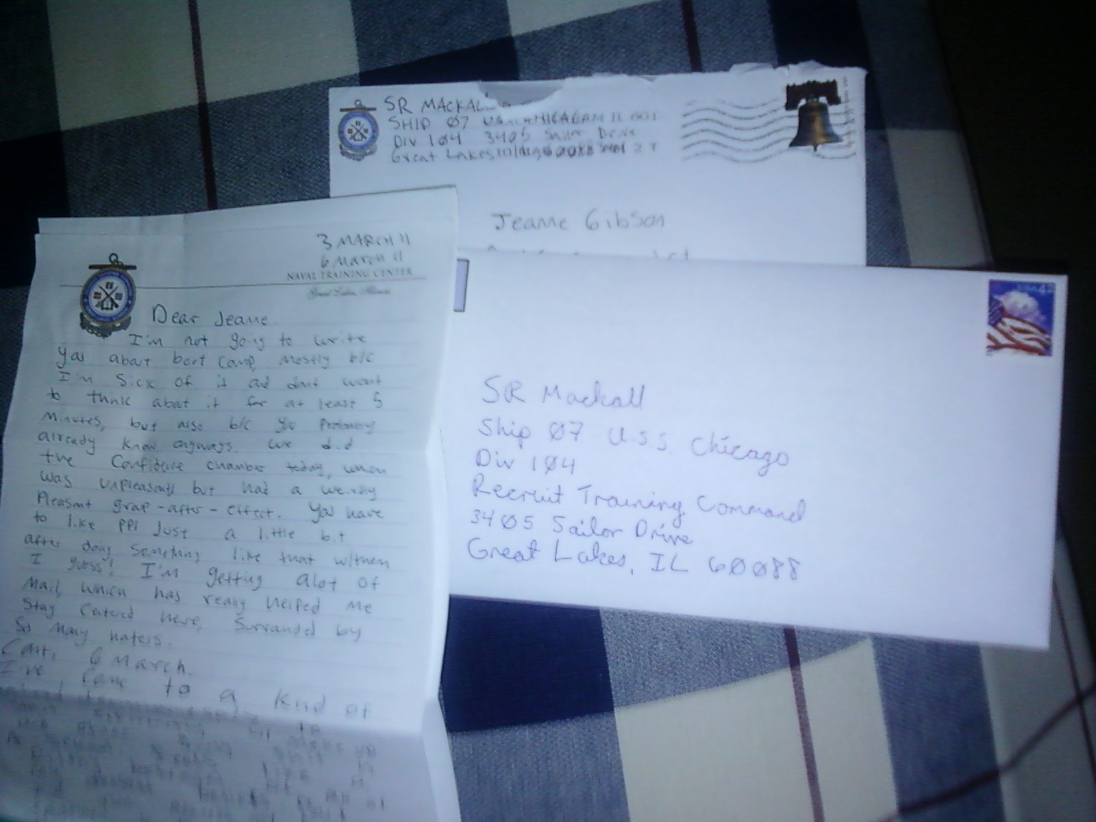 TomorrowS Memories Waiting On Letters From Home