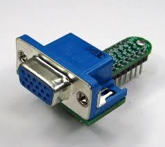 Gambar komponen Komputer (VGA)