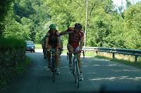 1^ tappa Giro del Veneto