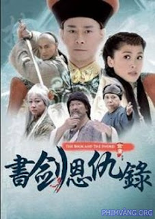Thư Kiếm Hồng Hoa - The Book And The Sword (2009)