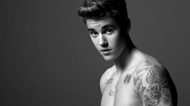 "Justin Bieber envía a sus fans imagenes con partes de la letra de ""What Do You Mean?""."